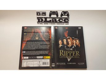 Ripper - Letter From Hell DVD