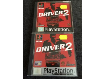 Playstation Driver 2 Car Rare Games