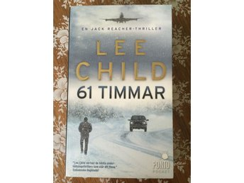 Lee Child 61 timmar