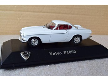 Volvo P 1800 - Editions Atlas - 1:43