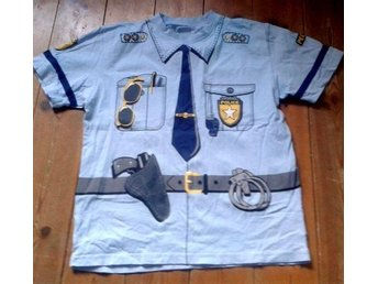 POLICE T-SHIRT ST 134