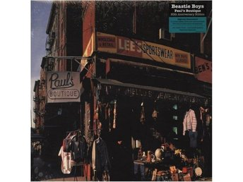 BEASTIE BOYS - PAULS BOUTIQUE 20TH ANNIVERSARY EDT VINYL MINT