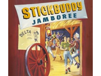 Stickbuddy Jamboree (Digipack) (CD) Ord Pris 209 kr SALE