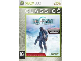Lost Planet Extreme Condition-Colonies Edition Xbox360 NY!