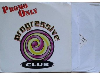 Various titel*  Promo Only Progressive Club: October '99* RARE Comp!