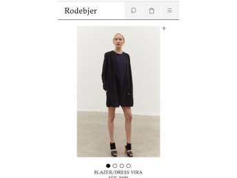 Blazer/Dress Vira - Rodebjer - Göteborg - Blazer/Dress Vira - Rodebjer - Göteborg