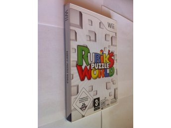 Wii: Rubik's Puzzle World