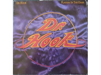 LP - Vinyl - Dr. Hook - Players In The Dark - 1982