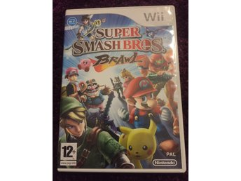 Super Smash Bros Brawl Wii