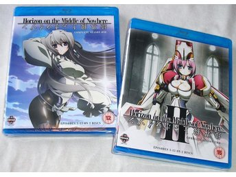 Horizon on the Middle of Nowhere - Säsong 1 + 2 (Blu-ray)