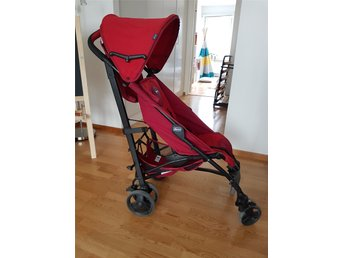 Resevagn/sulky/paraplyvagn Chicco Liteway