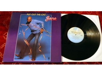 GENO WASHINGTON Put out the Cat UK Mod Soul Rock 1981