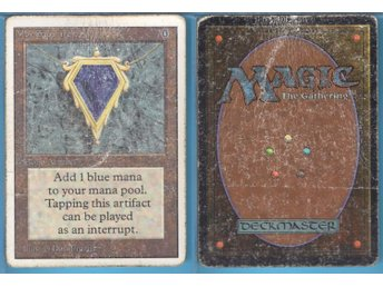 Mox Sapphire (157) - Unlimited (2nd) Edition - HP - English