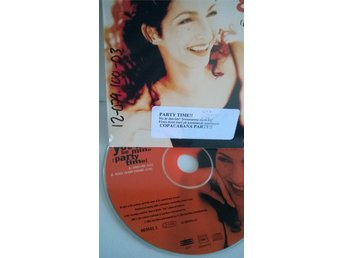 Gloria Estefan - You'll Be Mine (Party Time), single CD