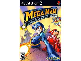 Mega Man Anniversary Collection - USA - (Helt Nytt & Inplastat) - Playstation 2