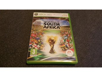 2010 Fifa World Cup South Africa / Electronic Arts - Xbox 360 [Komplett]
