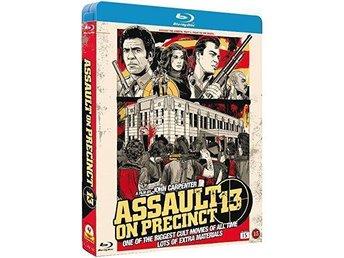 Attack mot Polisstation 13.. Originalet.. Blu-Ray.. Ny.. - Katrineholm - Attack mot Polisstation 13.. Originalet.. Blu-Ray.. Ny.. - Katrineholm