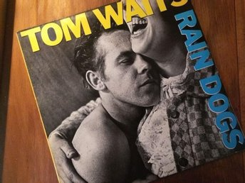 Tom Waits - RAIN DOGS vinyl LP skiva (1985)