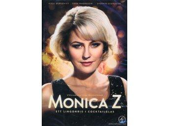 DVD Monica Z - Kristianstad - DVD Monica Z - Kristianstad