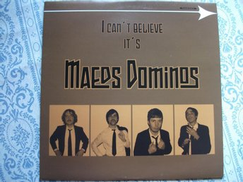 MAEDS DOMINOS- i can´t believe it´s  LP...SURF MUSIC