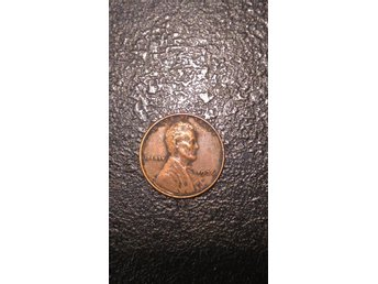 One cent 1936.