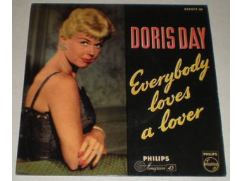Doris Day OMSLAG EP Everybody loves a lover 1958