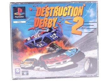Destruction Derby 2 - PS1 - PAL (EU) - Helsinki - Destruction Derby 2 - PS1 - PAL (EU) - Helsinki