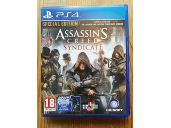 Assassins Creed Syndicate PS4 - Falköping - Assassins Creed Syndicate PS4 - Falköping
