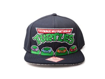 Keps - TV - Turtles - TMNT Snapback