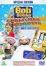 Bob The Builder - Christmas To Remember - Byggare Bob - DVD