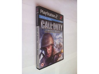 PS2: Call of Duty: Finest Hour