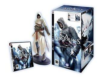 Javascript är inaktiverat. - Nynäshamn - Assassins Creed Limited Edition PS3 spel NYTT och INPLASTAT *MEGA RARE* !!! Skickas när jag ser pengarna på mitt personkonto i Nordea. Se även mina andra auktioner för eventuell samfrakt. Jag kan invänta lön, bidrag o dylikt. - Nynäshamn