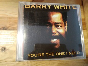 Barry White - You're The One I Need, CD