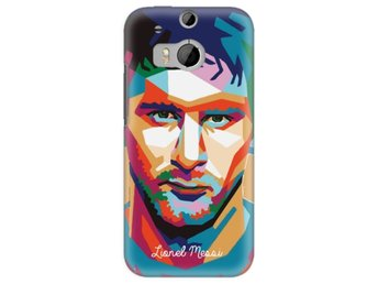 HTC One M8 Skal Lionel Messi