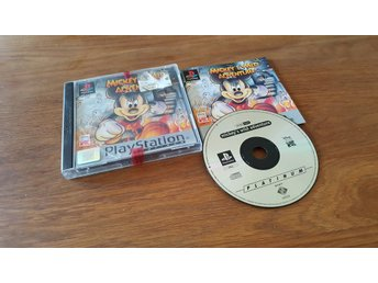 DISNEY MICKEYS WILD ADVENTURE PS1 BEG