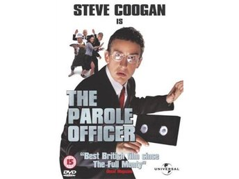The Parole Officer - Steve Coogan - DVD