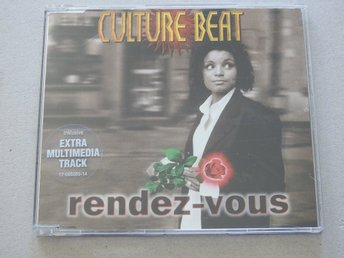 Culture Beat - Rendez-vous CD Singel (7 Tracks) 1998 Eurohouse dance