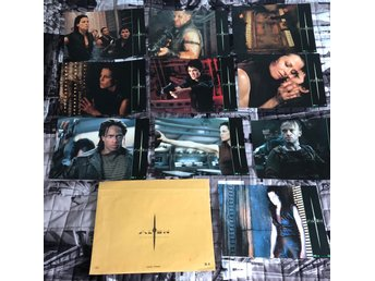 ALIEN La Resurrection Lobby Cards