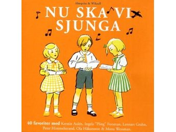 Nu Ska Vi Sjunga 1/40 Favoriter (CD)