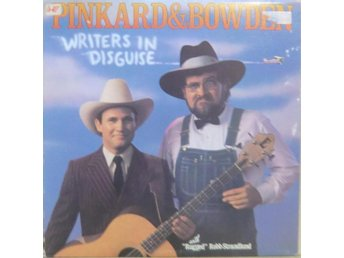 Pinkard & Bowden-Writers in disguise / Canada pressad LP