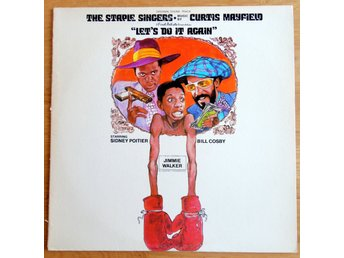 Staple Singers/Curtis Mayfield: Let's do it again