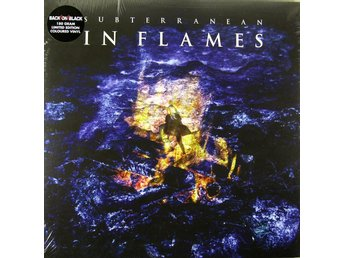 In Flames - VINYL - Subterranean - LIMITED - Coloured vinyl