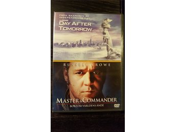 Day After tomorrow / Master & Commander DVD