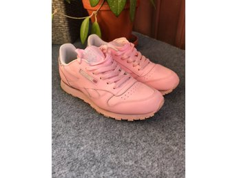 Reebok Classic Leather Rosa Sneakers 37 (37-38)