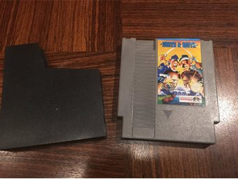 North & South NES