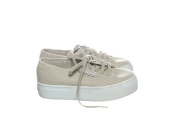 Superga, Sneakers, Strl: 38, Beige