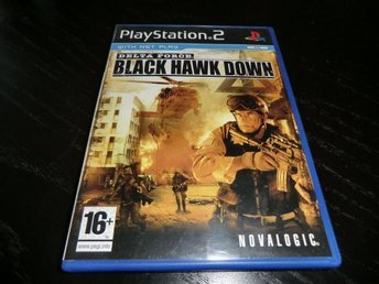 Delta Forse Black Hawk Down   PS2/ Playstation 2