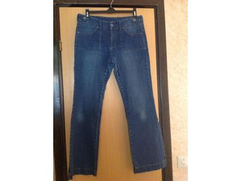 Ref.nr 2863. Part Two Jeans. Stlk 38 99% Bomull Längd 81 cm