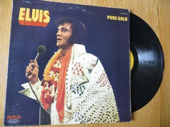 ELVIS PRESLEY PURE GOLD