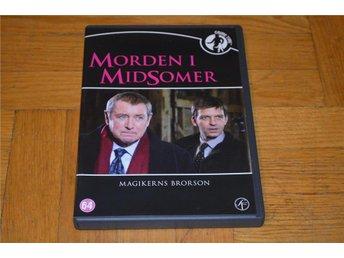 Morden i Midsomer 64 - Magikerns Brorson DVD - Töre - Morden i Midsomer 64 - Magikerns Brorson DVD - Töre